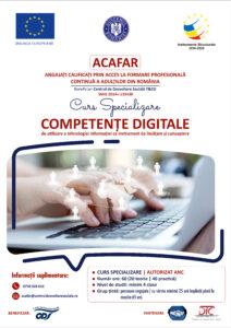 Curs competenţe digitale
