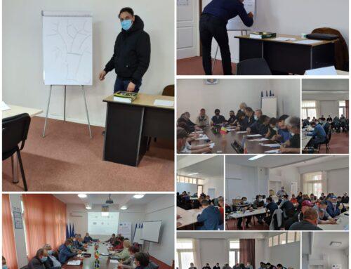 COMUNICAT DE PRESĂ:  Programe de formare profesională gratuite și certificate  pentru angajații din Sud-Muntenia oferite prin proiectul ACAFAR