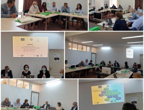 17 iunie 2021, Târgoviște – COMUNICAT DE PRESĂ: Eveniment de informare și promovare privind importanța FPC  organizat la Târgoviște prin proiectul ACAFAR