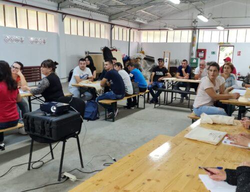 A demarat prima grupă de cursanti pentru programul de calificare nivel III –  Confecționar produse pirotehnice